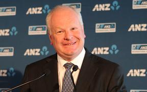 ANZ CEO David Hisco.