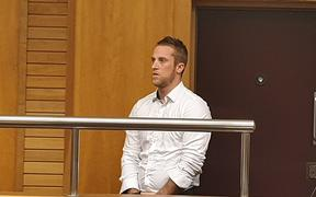 Jason Trembath at sentencing.