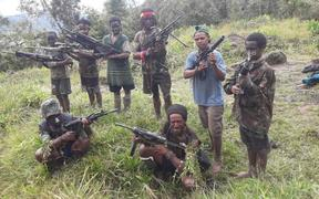 Child soldiers in West Papua