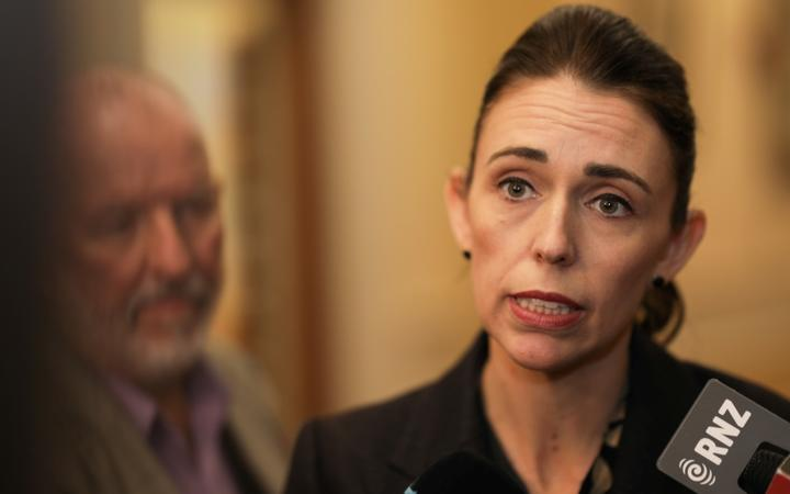 Prime MInister Jacinda Ardern at Parliament 21 May 2019.