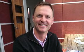 National Party Wairarapa candidate Alastair Scott.