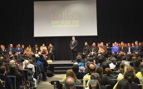 The Native American and Indigenous Studies Association Conference was hosted by the University of Waikato this year.