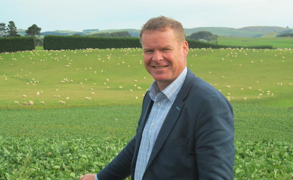 Rabobank New Zealand chief executive Todd Charteris.