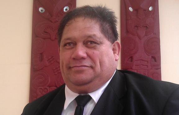 Des Ratima of the Maori Council.