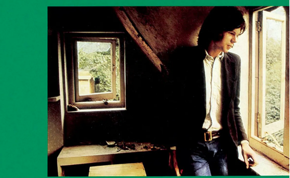The album cover for Five Leaves Left by Nick Drake