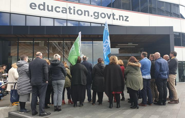 Principals to boycott work with Education Ministry for six