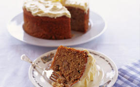 Simply the Best Banana Cake