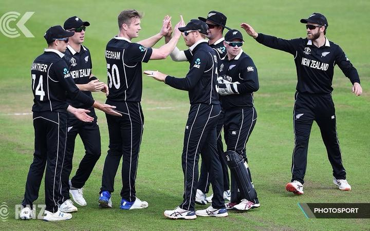 Black Caps riding their luck at Cricket World Cup