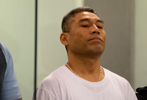 Ueta Vea pleaded guilty to a charge of murdering Laulimu Liuasi after he suspected the church handyman was having an affair with his wife.
