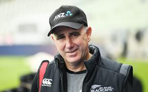 NZ Cricket Coach Gary Stead.