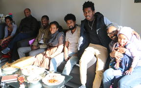 Eritrean refugees resettled in Christchurch
