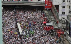 More than one million people took the streets in Hong Kong to protest the controversial extradition law. Could AI help count the crowds more accurately?