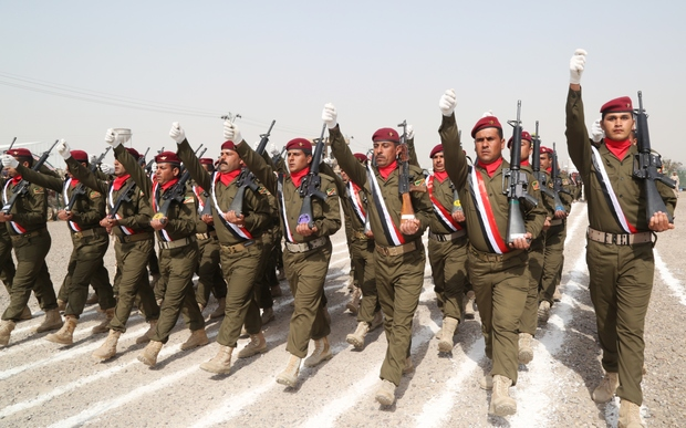 North Atlantic Treaty Organisation suspends Canadian-led training mission in Iraq