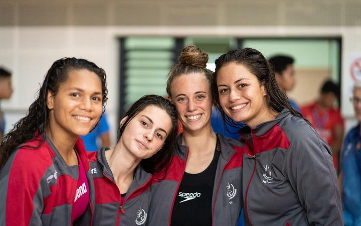 Sport: New Caledonia swimmers continue to shine in Samoa