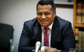 Cabinet Minsiter Kris Faafoi is a former youth MP and represented Jim Anderton in the 1994 Youth Parliament