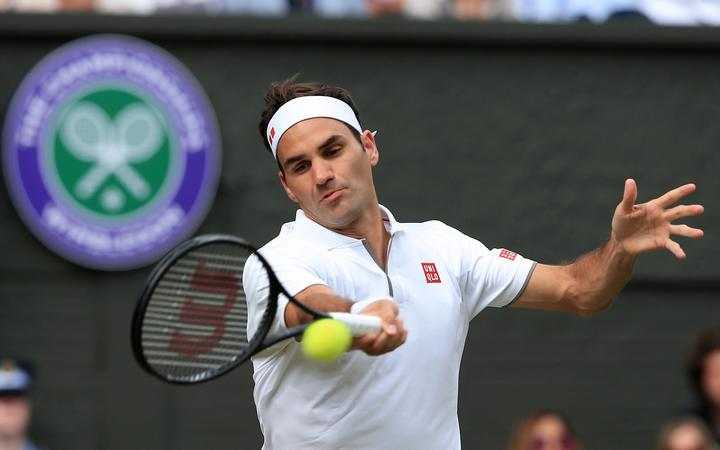 Roger Federer and the older brigade continue to dominate at Wimbledon.