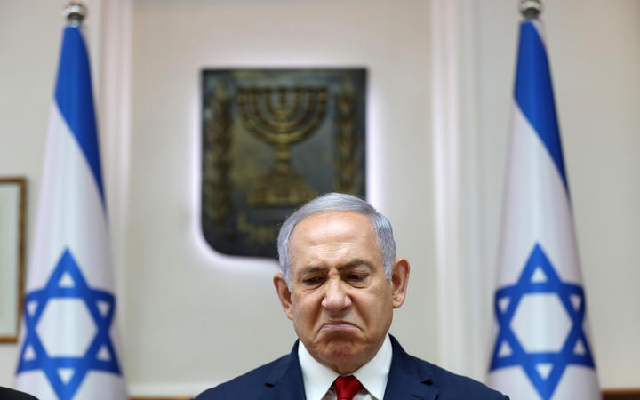 "Benjamin Netanyahu said he spoke to Rafael Peretz for ""clarification""."
