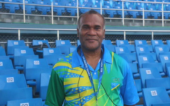 Christian Niengi is the Deputy Secretary to the Prime Minister and Acting Director of the 2023 Pacific Games National Hosting Authority.