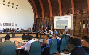The UN consultations being held in New Caledonia