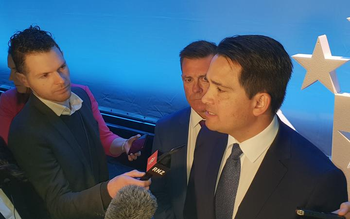 Simon Bridges has promised to set up a National Cancer Agency, if National is elected.