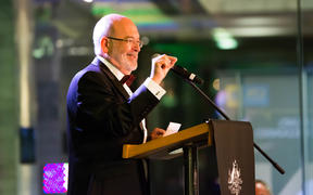 New Zealand's chief science adviser, Sir Peter Gluckman.