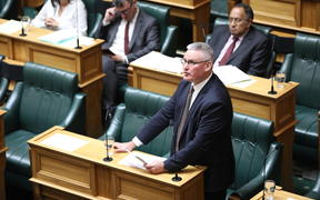 Deputy leader of the Labour Party and Minister for Maori Crown Relations: Te Arawhiti Kelvin Davis.