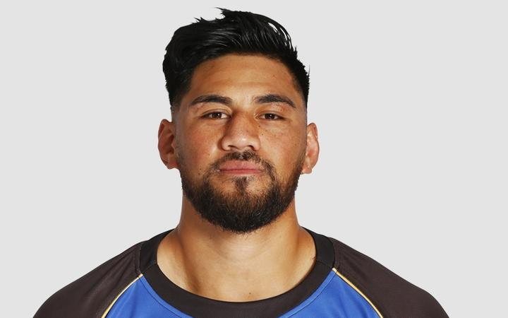 Samoa's Henry Stowers savours Super Rugby debut