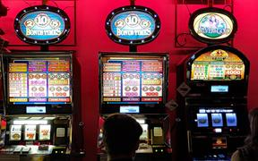 Electronic gambling machines, or the pokies, are very addictive for some people.