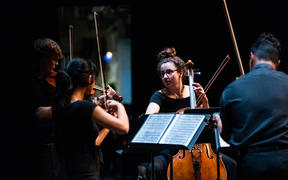 Sixteen Strings - winners of the NZCT Chamber Music Contest 2019