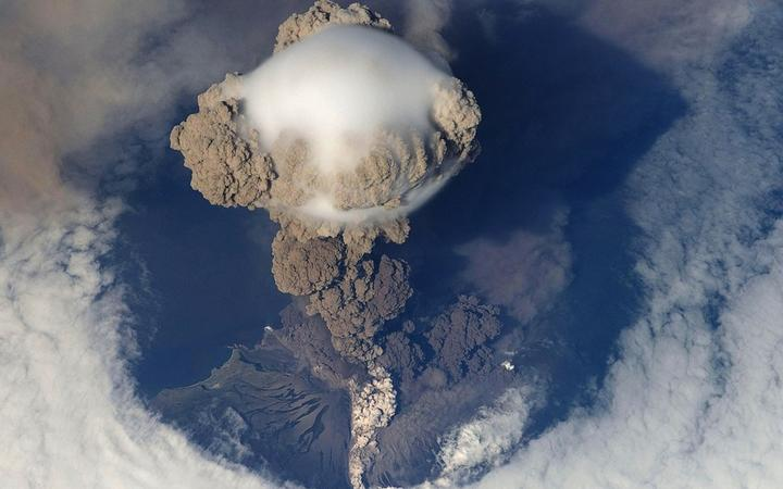 Some geoengineering proposals are modelled on erupting volcanoes, which can lead to cooling as ash is pumped into the atmosphere, deflecting the sun's rays.