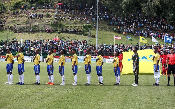 Solomon Islands hosted the 2018 OFC Under 16 Championship in Honiara.