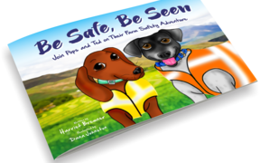 Be Safe, Be Seen, by Harriet Bremner