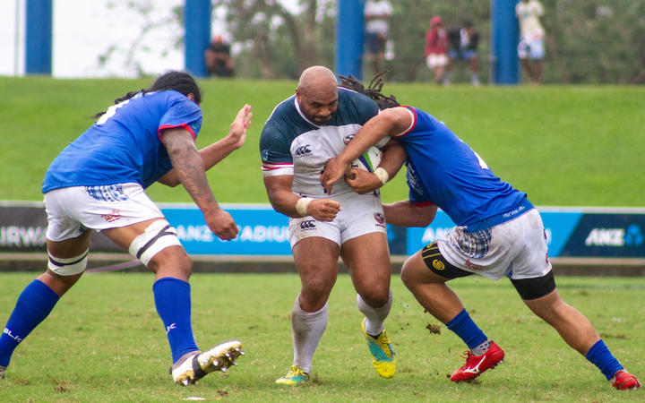 Sport: Pacific Nations Cup comes to a conclusion this