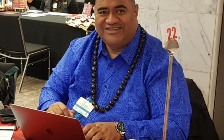 David Vaeafe is the chairman of the South Pacific Tourism Organisation.