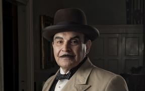 Hercule Poirot (Supplied)