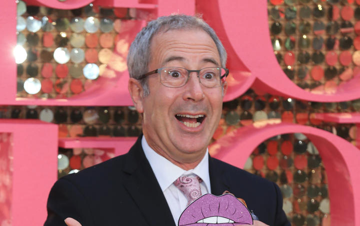 Ben Elton at ''Absolutely Fabulous: The Movie'' world film premiere, London on 29 June, 2016.