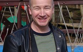 Mark Coles Radio Presenter of World Music