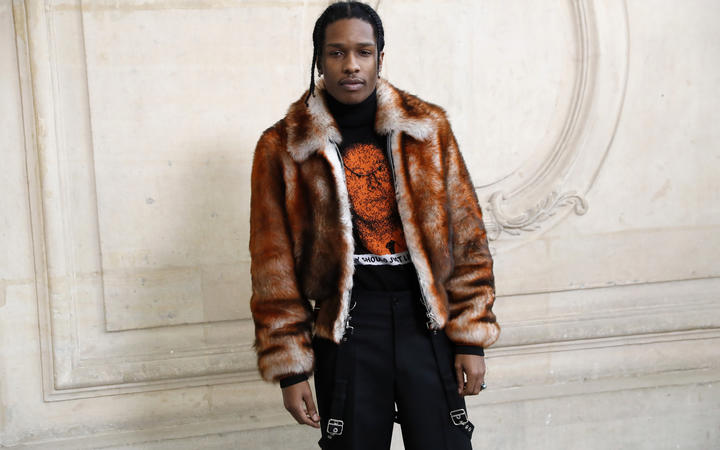 ASAP Rocky's lawyer shot 'multiple times' in home | RNZ News