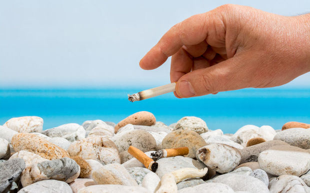 It was possible that up to 4 trillion butts were discarded by smokers worldwide each year, said Prudence Stone.