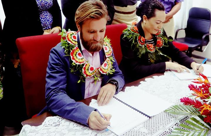 Tonga's government is working on a new national engergy bill after signing a deal with the European Union yesterday.