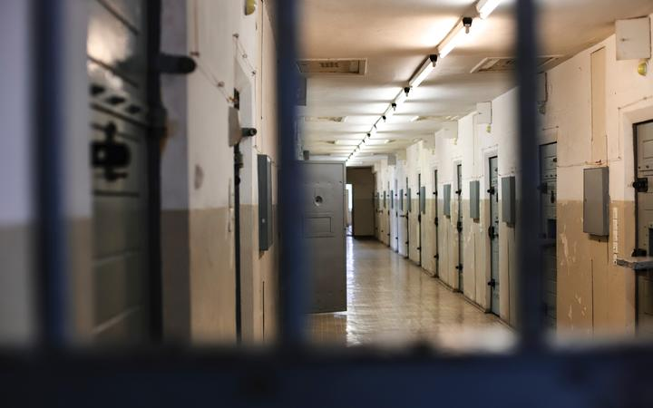 Prison jail cells bars incarceration generic