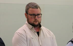 Aaron James Archer is accused of murdering a toddler at Mangawhai in Northland on 22 August 2018.