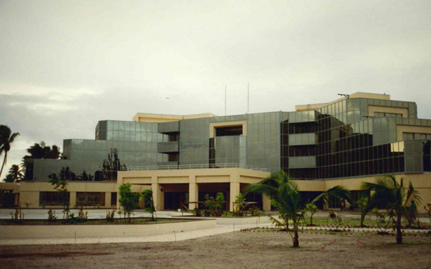 Marshall Islands parliament