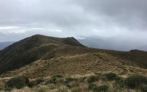 The Northern Crossing in the Tararua Ranges.