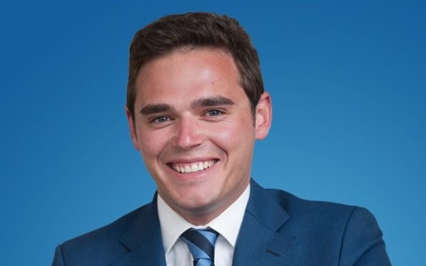 National Party MP Todd Barclay