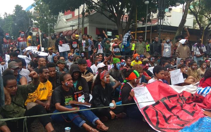 Six killed as Indonesian authorities open fire in Papua