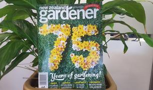 NZ Gardener celebrates 75 years of circulation