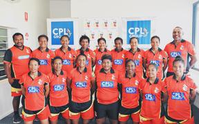 The PNG Women's Cricket Team seeking qualification to the 2020 T20 Cricket World Cup.