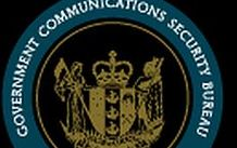 Official logo of the government communications and security bureau.