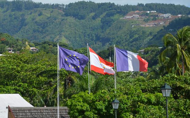 storming of tahiti assembly denounced radio new zealand news